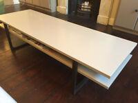 Coffee table (rectangular)