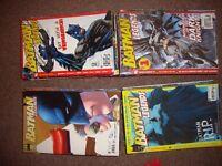 BATMAN LEGENDS COLLECTORS EDITION VOL 2 MASSIVE LOT OF 55 COMICS