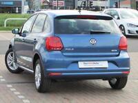Volkswagen Polo MATCH (blue) 2017-03-24