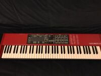 Nord Electro 4 SW73 Keyboard with Gig Bag and Stand