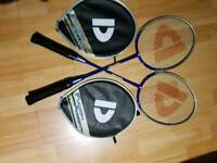 Donnay badminton rackets