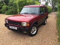 LAND ROVER DISCOVERY XS 300 2.5 tdi Manual 12 Months MOT