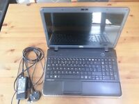 Fujitsu LifeBook AH530 Laptop Intel i3 4G RAM 280GB Storage 64 Bit HDMI SD Reader