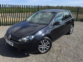 2009 09 VOLKSWAGEN GOLF 1.0 TDI SE *DIESEL* 5 DOOR HATCHBACK - ONLY 2 FORMER KEEPERS!