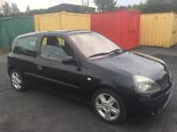 Renualt Clio diesel £30 tax 1 owner