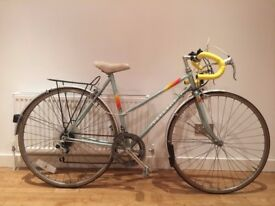 Peugeot premier ladies vintage racer racing bike