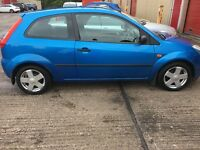 2004 Ford FIESTA 1.4 MK6 3dr Flame Limited Ed (1 years MOT and LOW MILES)