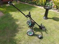 Hillbilly Electric Golf Trolley