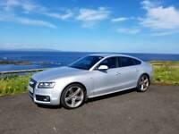 Audi A5 Sline 2.0 TFSI