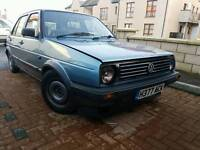 Mk2 golf with bike carbs 90% complete project
