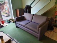 Sofa and two armchairs (Ikea)