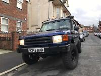 Landrover discovery 300tdi, off roader