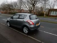 2015 SUZUKI SWIFT 1.2 SZ3 5DR £20 FULL YEAR ROAD TAX ONE OWNER FROM NEW