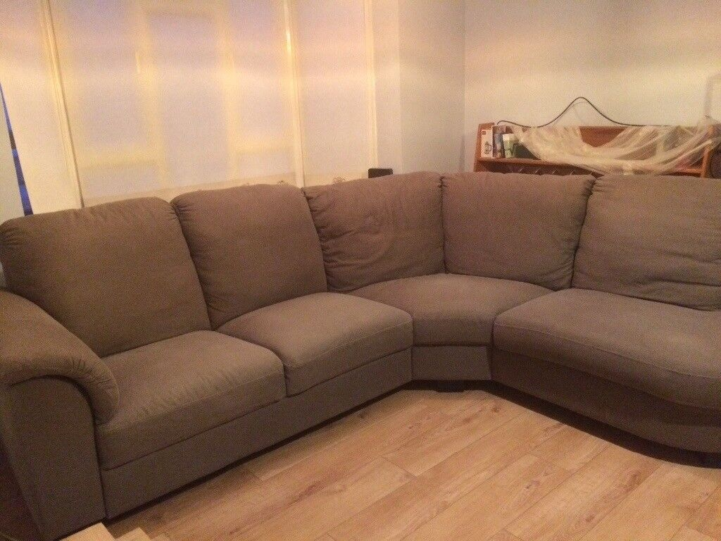 Large Corner Sofa In Poole Dorset Gumtree