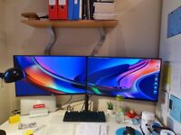 2 x 27 Inch FHD Gaming Monitors [AOC]