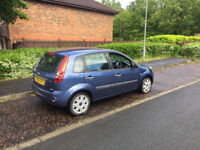 06 plate ford fiesta facelift 1.4tdci 11 months tax and test 5 door ideal family car £695 ovno