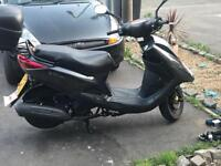 Yamaha vity 125cc only 3600 Miles on the clock from new
