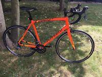 58Cm Specialized Allez Road Bike Gloss Orange Bikeregister Register
