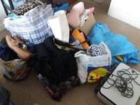 Bundle massive designer and high street, mens, womans and kids items. House stuff etc