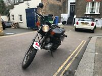 Yamaha SR125 - Serviced and MOT'd in Dec, 6,200 miles only! Great bike owned for years.
