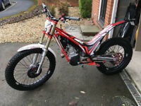 Gas Gas TXT 250 Racing - Trials bike, 2017 model