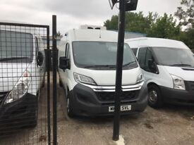 CITROEN RELAY 2.2 HDi 35 L3H2 Refrigerated Van 5dr (white) 2014