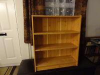 bookcase chipboard veneer