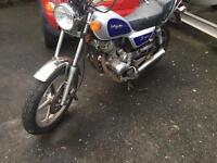 Lexmoto vixen 125 motorbike