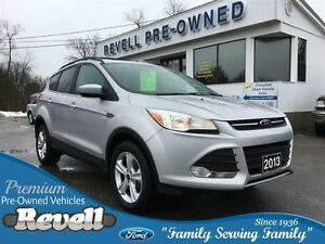 2013 Ford Escape SE 4WD...Lease return, Ecoboost, Nav, Electroni