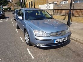 Ford Mondeo 2.0 Tdci Manual . 3 owners , family car