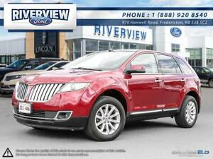 2015 Lincoln MKX 0.9% Financing!!! Free 6 year/160,000km Warrant