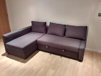 Ikea Friheten, comfy corner sofa-bed , just like new !!!