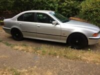 BMW 523i long mot no issues