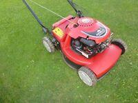 Petrol Lawn Mower - Mountfield