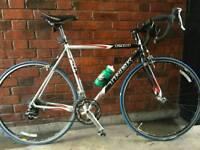Trek racer road bike frame size medium carrera giant scott specialized cannondale hybrid mountain