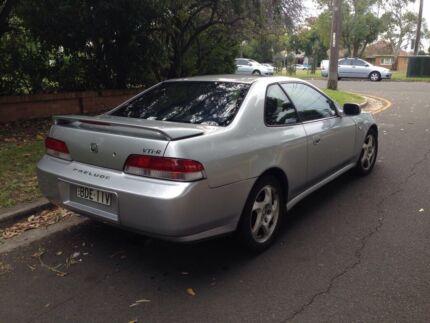 Honda prelude for sale