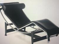 LC4 chair by corbusier