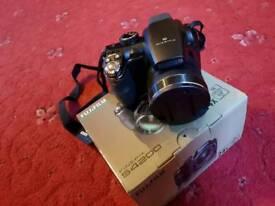 Fujifilm S4200 Camera And Case