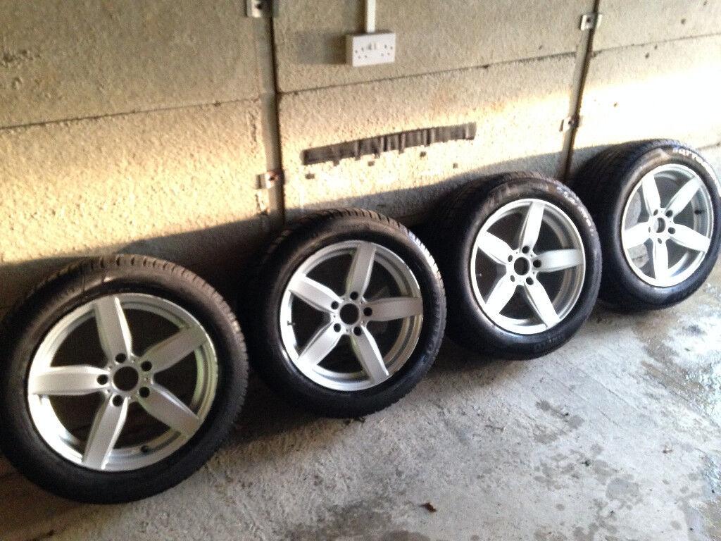BMW 5/ 6 Series (F10/F11/F12/F13) Winter Wheels /Tyres