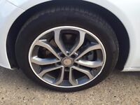 Mercedes C class Alloys - W205 AMG - Brand new Originals