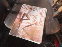 Zoom Magazine No 38 – Franch Edition - June 1976 – Deborah Turbeville