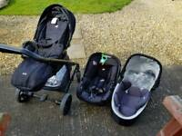 Joie Chrome Travel System