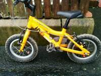 "Kids pedal bike 12"""