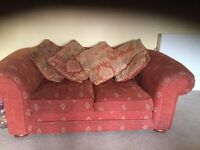 Sofa 4 seater and two 3 seater sofas
