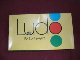 Ludo Dice Game by Philmar, believe to date back to the 1970's. In clean condition and complete.