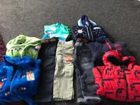 Bundle of boys clothing (1-2 years)