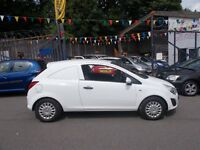 Vauxhall Corsa Van 1.3 CDTi Sportive 3dr 16v PANEL VAN 11/11 ONE OWNER FROM NEW