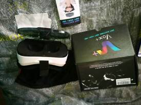 Virtual Reality Viewer (Vox +) headset
