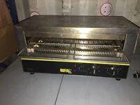 Buffalo Pro SP 02510 Toaster/Griller