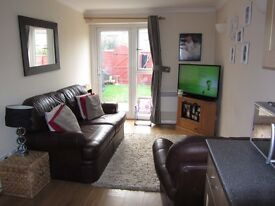 2 BEDROOM UNFURNISHED MAISONETTE WITH GARDEN